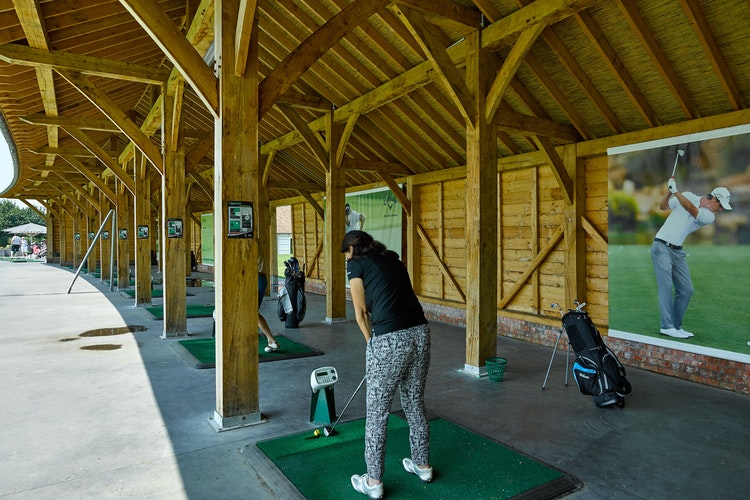 Heritage Buildings - Driving Range 3