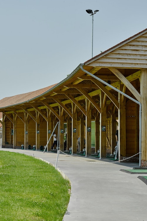 Heritage Buildings - Driving Range 4