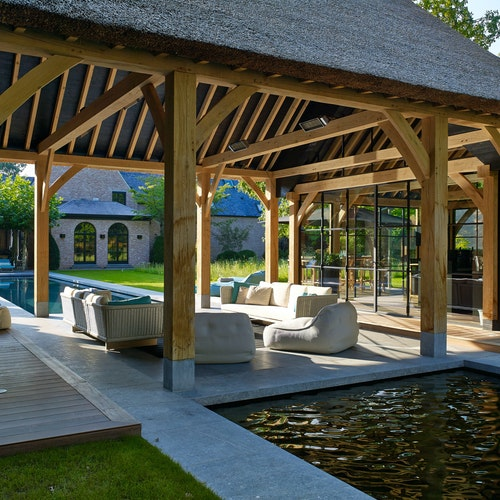 Heritage Buildings - Poolhouse 7